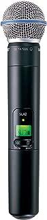 Shure SLX2/BETA58 Handheld Transmitter with BETA 58A Microphone, G4