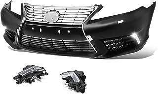 Primered Rear Bumper Cover W// Parking Sensor Holes Fits Lexus ES350 LX1100130