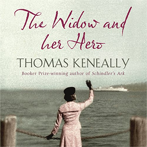 The Widow and her Hero audiobook cover art