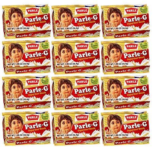 ParleG Biscuits 564 Grams 12 pack