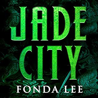 Jade City                   By:                                                                                                                                 Fonda Lee                               Narrated by:                                                                                                                                 Andrew Kishino                      Length: 19 hrs and 6 mins     27 ratings     Overall 4.3
