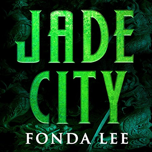 Jade City audiobook cover art