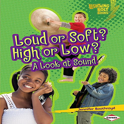 Loud or Soft? High or Low? copertina