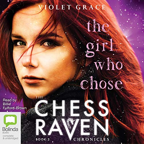 The Girl Who Chose cover art