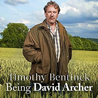 Being David Archer cover art