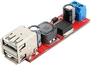 Delicacydex 12v Miniature Locomotive Compresseur dair Pneu V/éhicule V/éhicule Portable V/éhicule /Électrique Petite Pompe /À Air