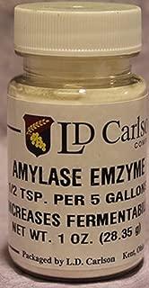 L.D.Carlson Company Amylase Enzyme 1 oz