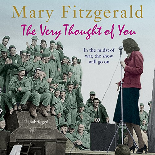 The Very Thought of You audiobook cover art
