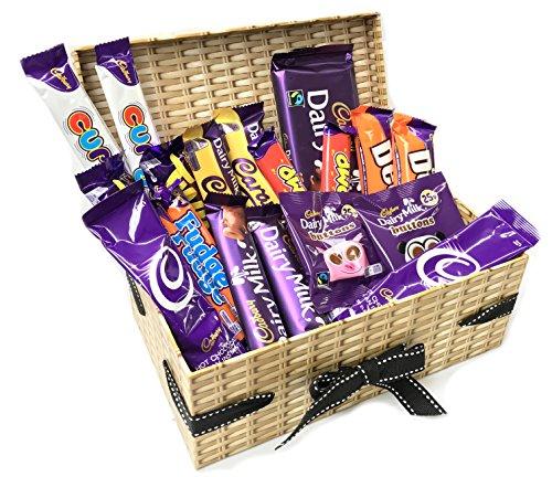 Milk Chocolate Lovers Hamper Gift Box