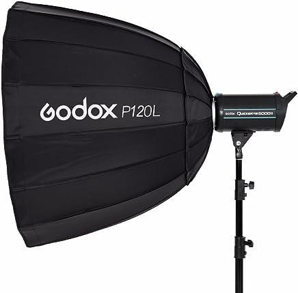 SB-FW 80*120 Godox 80*120cm Softbox Rectangle Grille Nid dAbeille Mount Bowens pour Studio Flash Stroboscopique