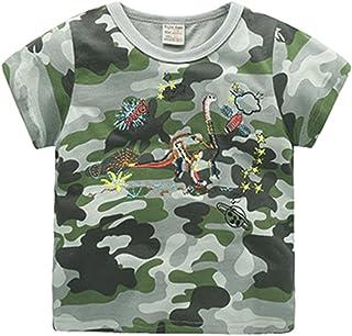 Motecity Boys Shorts Set Camouflage