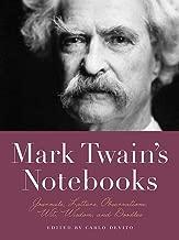 Best mark twain notebook Reviews
