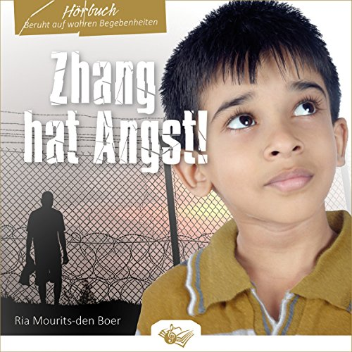 Zhang hat Angst! audiobook cover art
