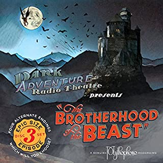 The Brotherhood of the Beast audiobook cover art
