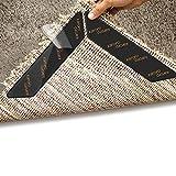 Antirutschmatte für Teppich, 10 Stück Teppichgreifer...