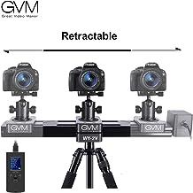 GVM Motorized Camera Slider Mini Size Track Rail Provides...