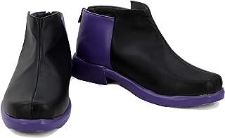 New Danganronpa V3 Ouma Kokichi PU Cosplay shoes boots Custom-made Unisex
