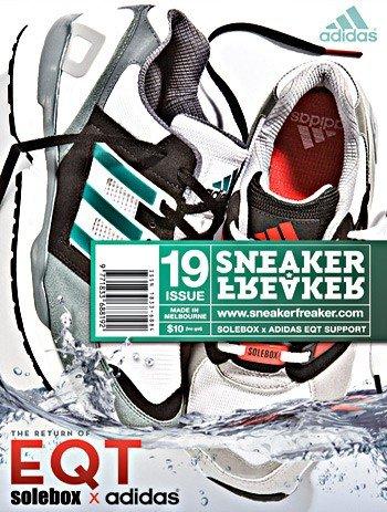 Sneaker Freaker Bookazine Issue 19