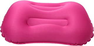 Inflatable Camping Pillow ,Lightweight Travel Air Pillow Ultralight Ergonomic Pillow Portable for Airplanes and Road Trips...