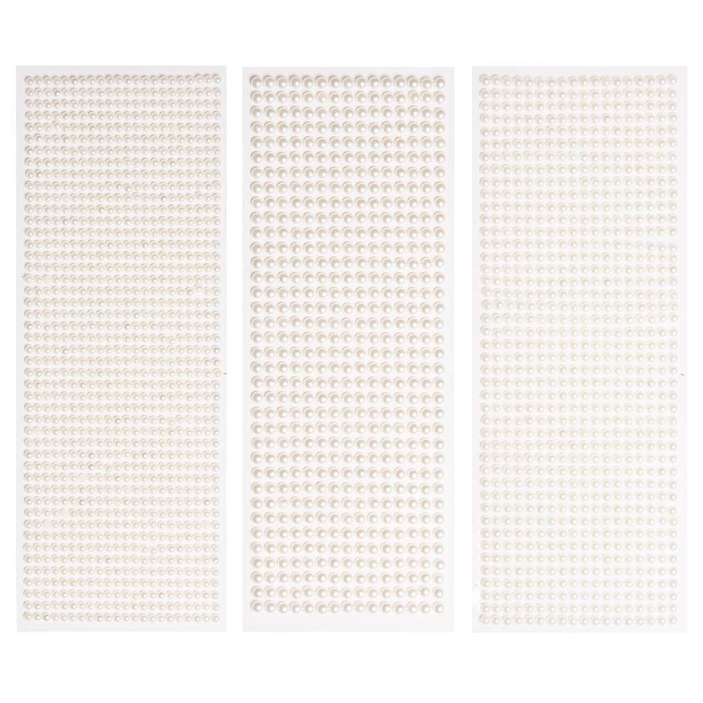 You Choose Hampton Art Package PEARL GEMS Self Adhesive Multi Size /& Color