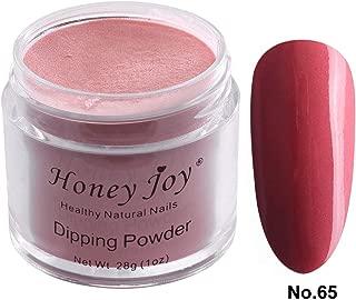 28g/Box French White Clear Pink Dipping Powder No Lamp Cure Nails Dip Powder Like Gel Nail Natural Dry For Nail Salon£¬No.65