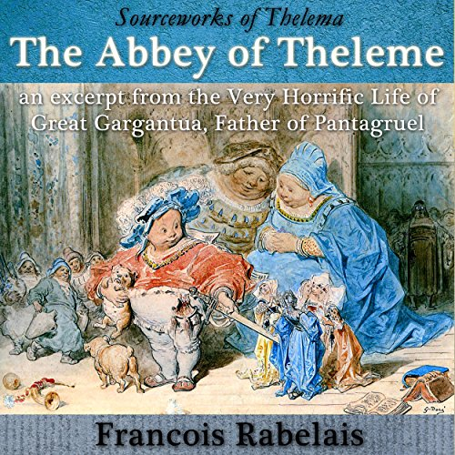 The Abbey of Theleme audiobook cover art