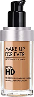 Make Up for Ever Ultra Hd Invisible Cover Foundation (Honey Beige)