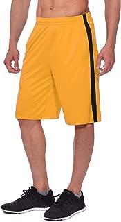 BALEAF Men's Athletic Basketball Shorts Training Workout Zipper Pockets