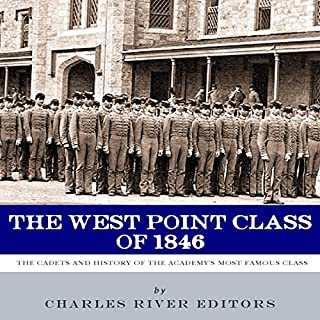 The West Point Class of 1846 audiobook cover art