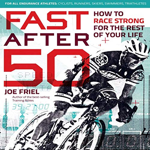 Fast After 50 audiobook cover art