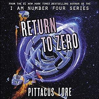 Page de couverture de Return to Zero