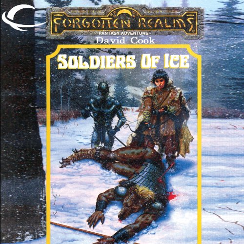 Soldiers of Ice audiobook cover art