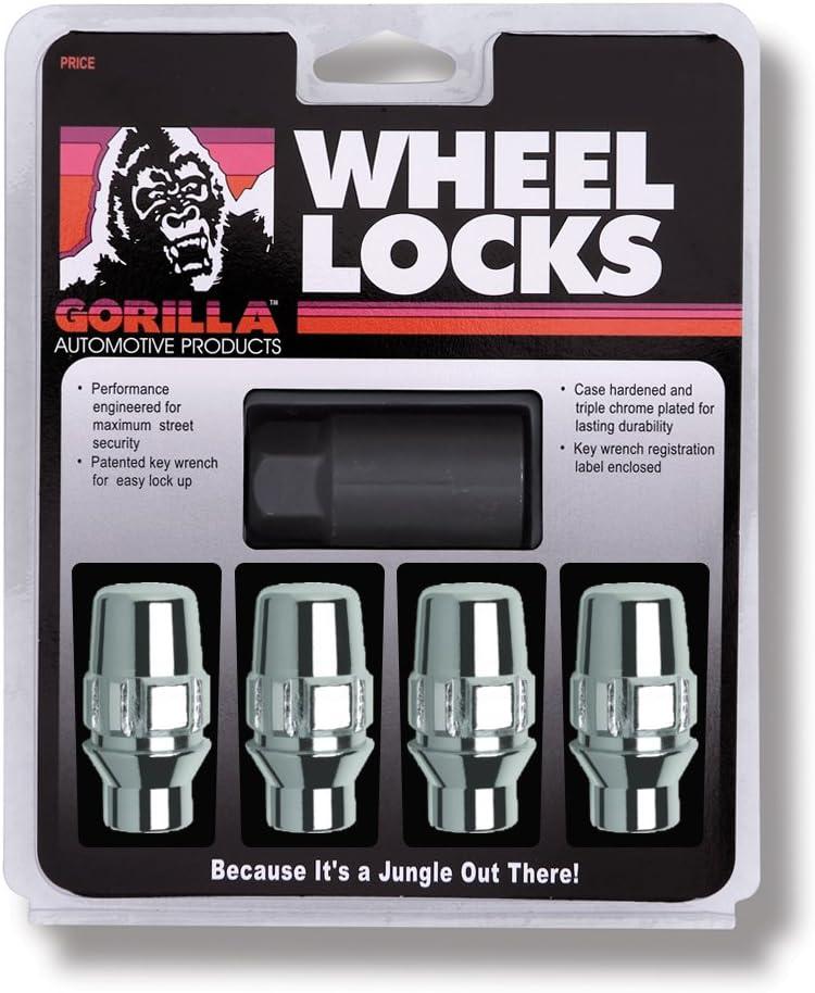 Gorilla Automotive 68620 E-T Ultra Style Locks 12mm 1.2 Wheel x Miami Max 81% OFF Mall