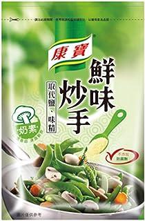 《康寶(台湾クノール)》鮮味炒手素食(旨味調味料-椎茸出汁)(500g補充用)ベジタリアン用 《台湾 お土産》 [並行輸入品]