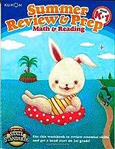 Kumon Summer Review & Prep Workbooks K-1
