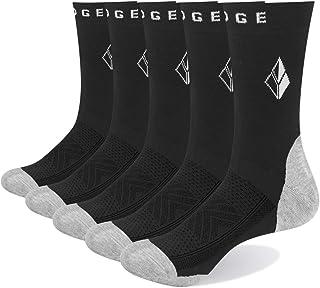 6 Pares Hombre Algodon Cortos Tobilleros Deporte Calcetines para Running Storm Bloc