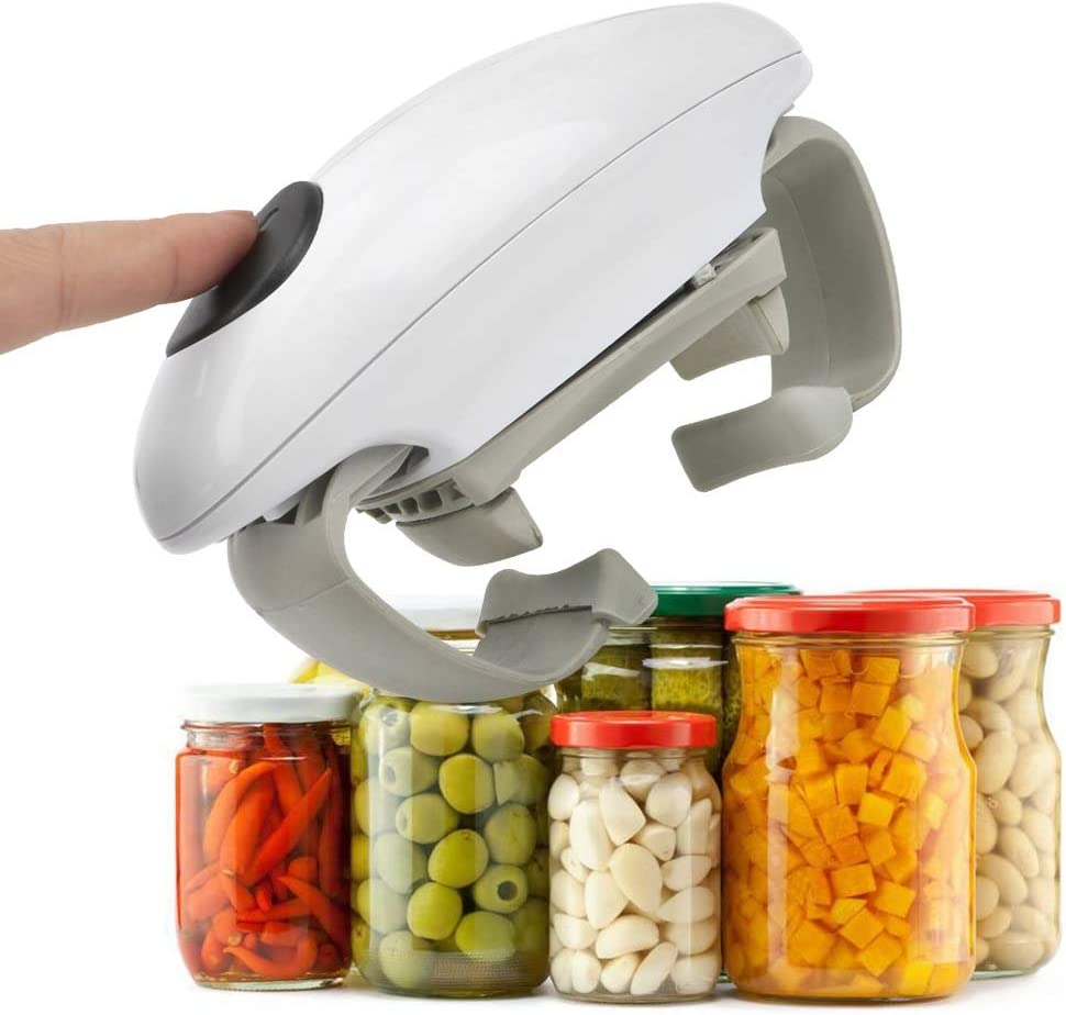 Binaural Electric Can Opener Al sold out. Glass Kitchen Jar San Diego Mall Canned Too