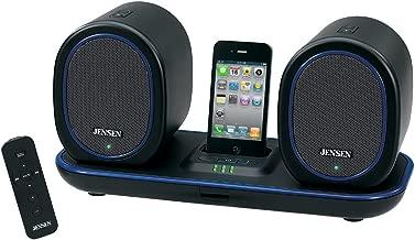 jensen docking music system