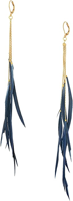 SHASHI - Rachel Linear Statement Earrings