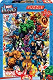 Educa- Héroes Marvel Puzzle, 500 Piezas, Multicolor (15560)