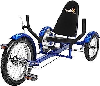 Mobo Triton Pedal Go Kart Trike. Bicicleta de 3 Ruedas para