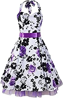 Women's Vintage 1940s Lace Swing Formal Party Skaters Gown Dress
