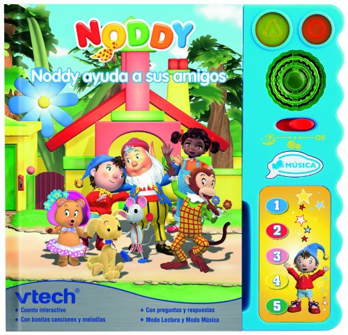 VTech - Aprendo a Leer con Noddy, Noddy...