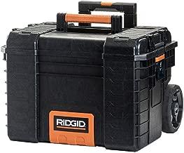 RIDGID 222573 22 in. Pro Gear Cart, Black