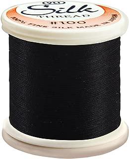 100 wt silk thread