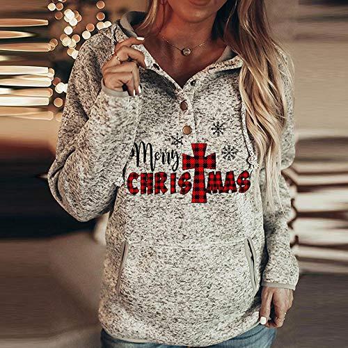 Hoodie Capucha Suéter Women Hooded Sweatshirt Autumn Winter Casual Long Sleeve Hoodies Female Vintage Drawstring Tops Streetwear-16_Letter_3XL