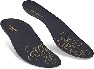 FootBalance QuickFit Casual Insoles | Men's & Women's Orthotic Inserts | Custom Heat Moldable for Foot Alignment and Arch Support