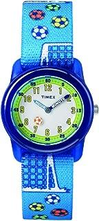 Timex Boys' TW7C16500 Year-Round Analog Quartz Blue Watch