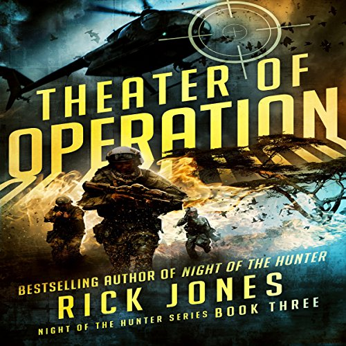 Theater of Operation audiobook cover art