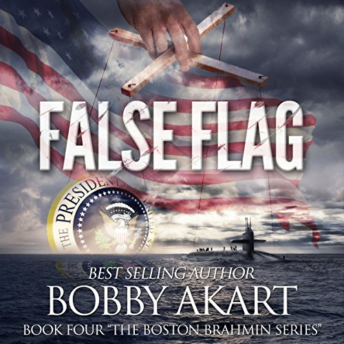False Flag audiobook cover art